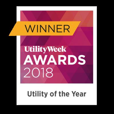 Utility Week 2018 Awards